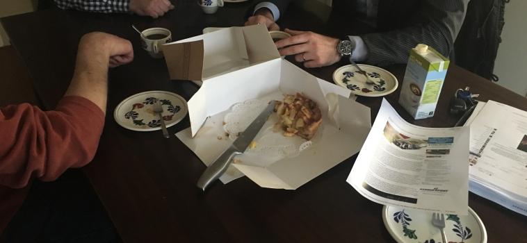 Aan de Keukentafel in Geesteren