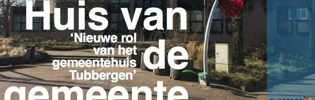 Voorstel Tubbergen Bruist: gemeentehuis wordt Glashuus